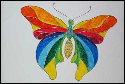 Window Color Set Schmetterling | myToys